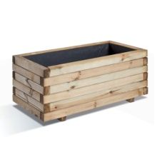 comment construire un bac a fleur en bois amazing bac lames verticales with comment construire. Black Bedroom Furniture Sets. Home Design Ideas
