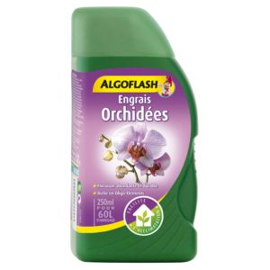 Engrais orchidée 250 ml - Algoflash
