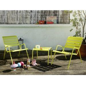 Choisir son salon bas de jardin | Gamm vert