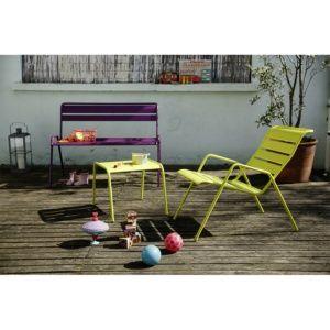 Salons bas de jardin - Gamm Vert