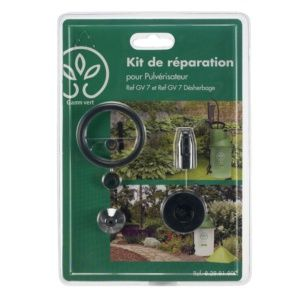 Kit de réparation pulvérisateur GV 7L - Gamm vert