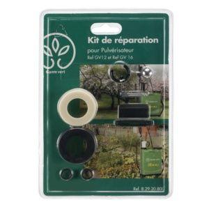 Kit de réparation pulvérisateur GV 12 et 16L - Gamm vert