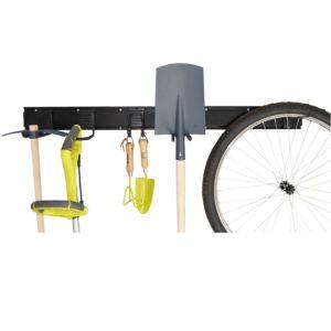 Kit de rangement modulable pour abris et garages Keeptool