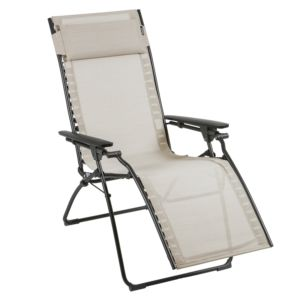 Fauteuil Relax Lafuma Evolution Galet
