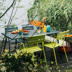 Mobilier de jardin en métal - Gamm Vert