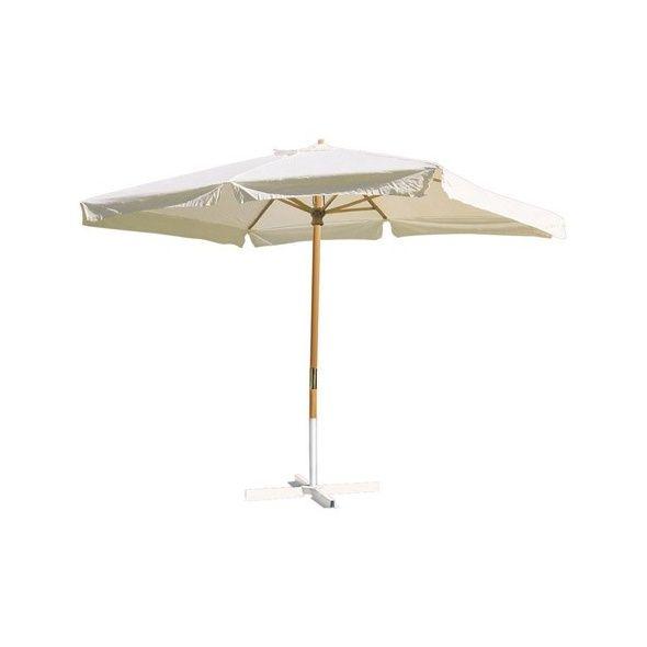 parasol rectangulaire coton
