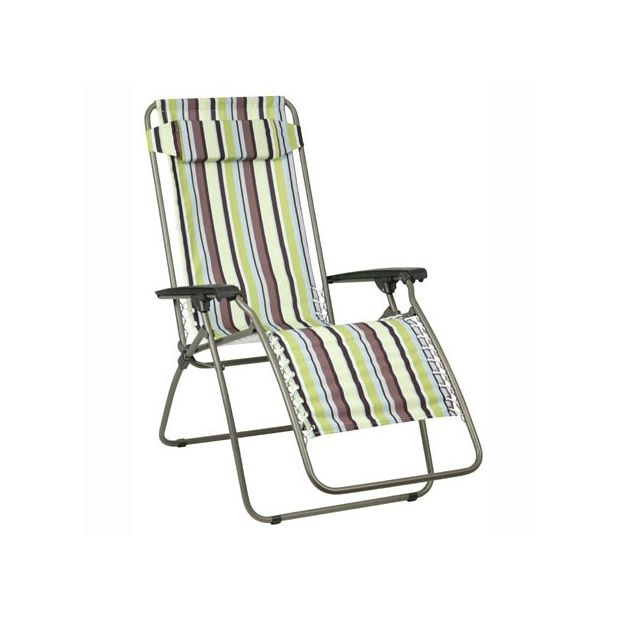 Pliable Lafuma De Relaxation Malo Multipositions Fauteuil HE92DIW