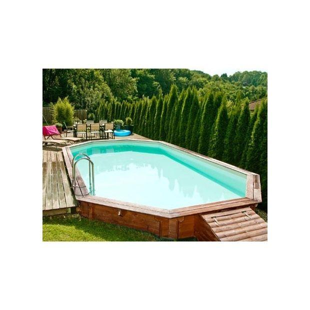 piscine bois rio