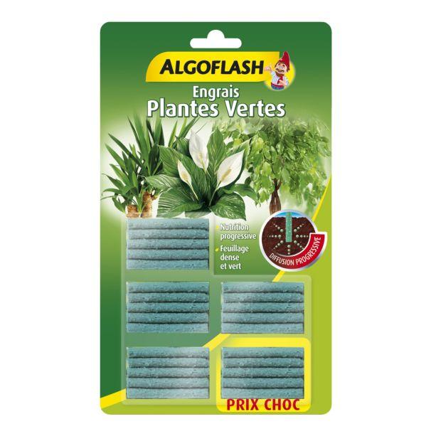 engrais plantes vertes 25 b tonnets algoflash carton gamm vert. Black Bedroom Furniture Sets. Home Design Ideas