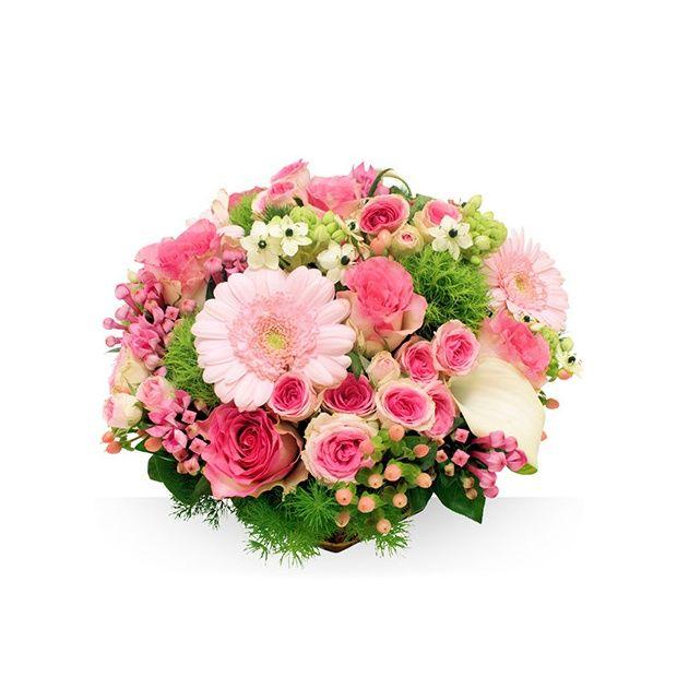 Bouquet princesse boite cadeau gamm vert for Bouquet cadeau