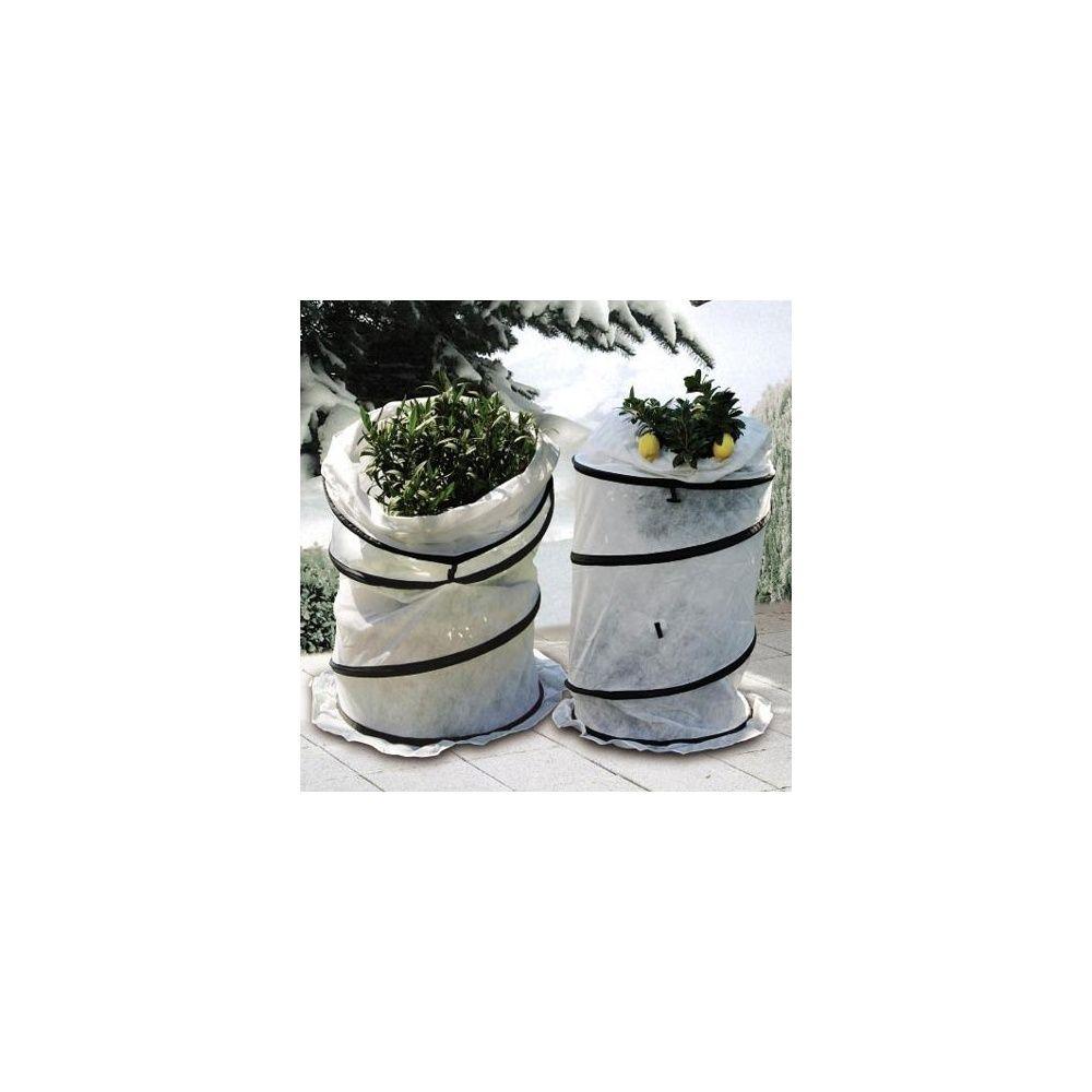 housse pop up d 39 hivernage freeze bag d 90 x h 150 cm carton gamm vert. Black Bedroom Furniture Sets. Home Design Ideas