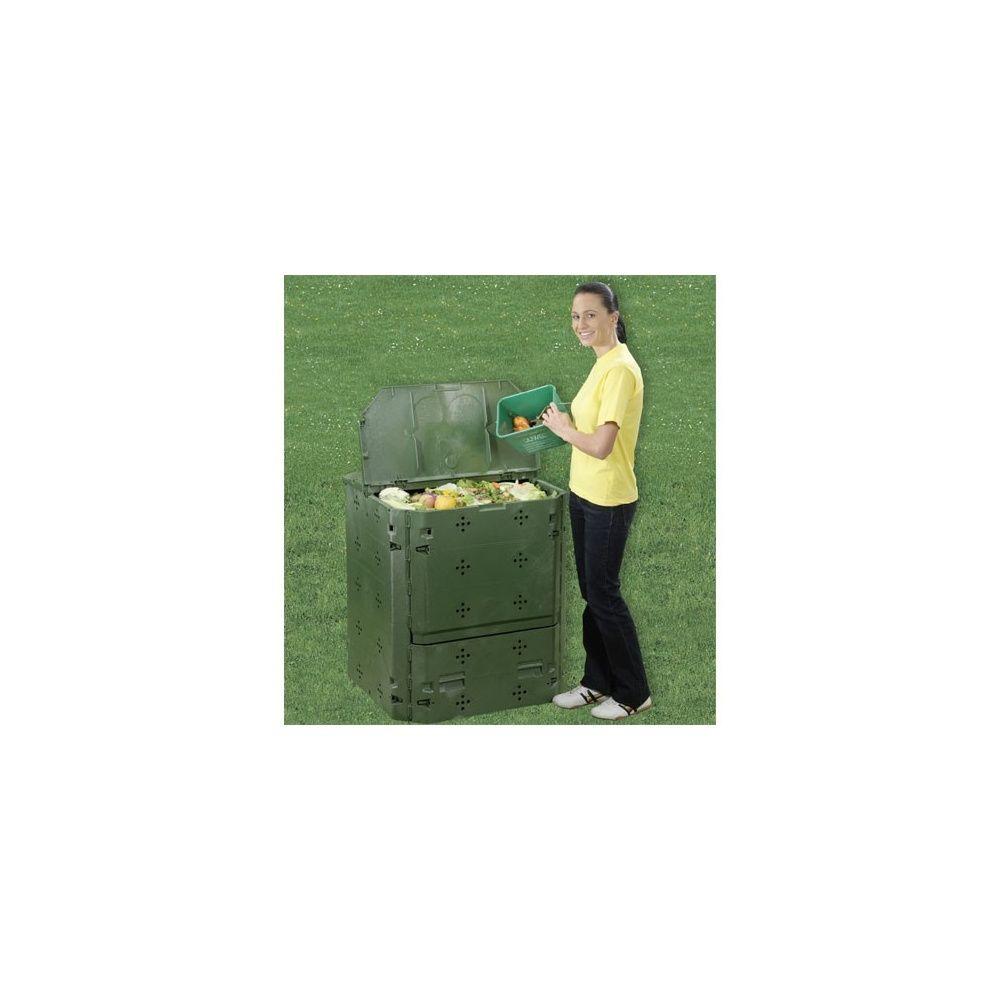 silo compost bio 400 juwel carton gamm vert. Black Bedroom Furniture Sets. Home Design Ideas