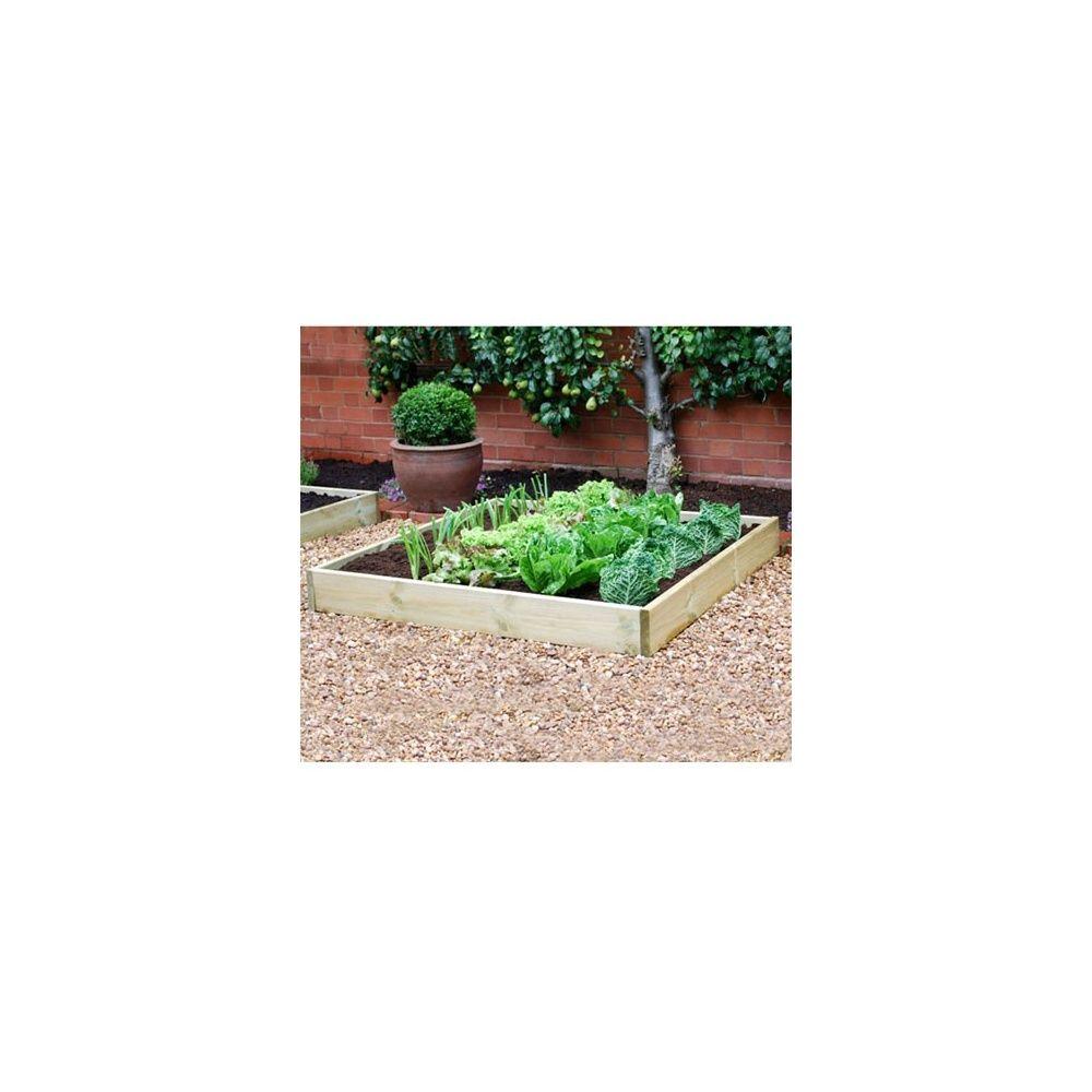 potager en carr botanique ditions carton gamm vert. Black Bedroom Furniture Sets. Home Design Ideas