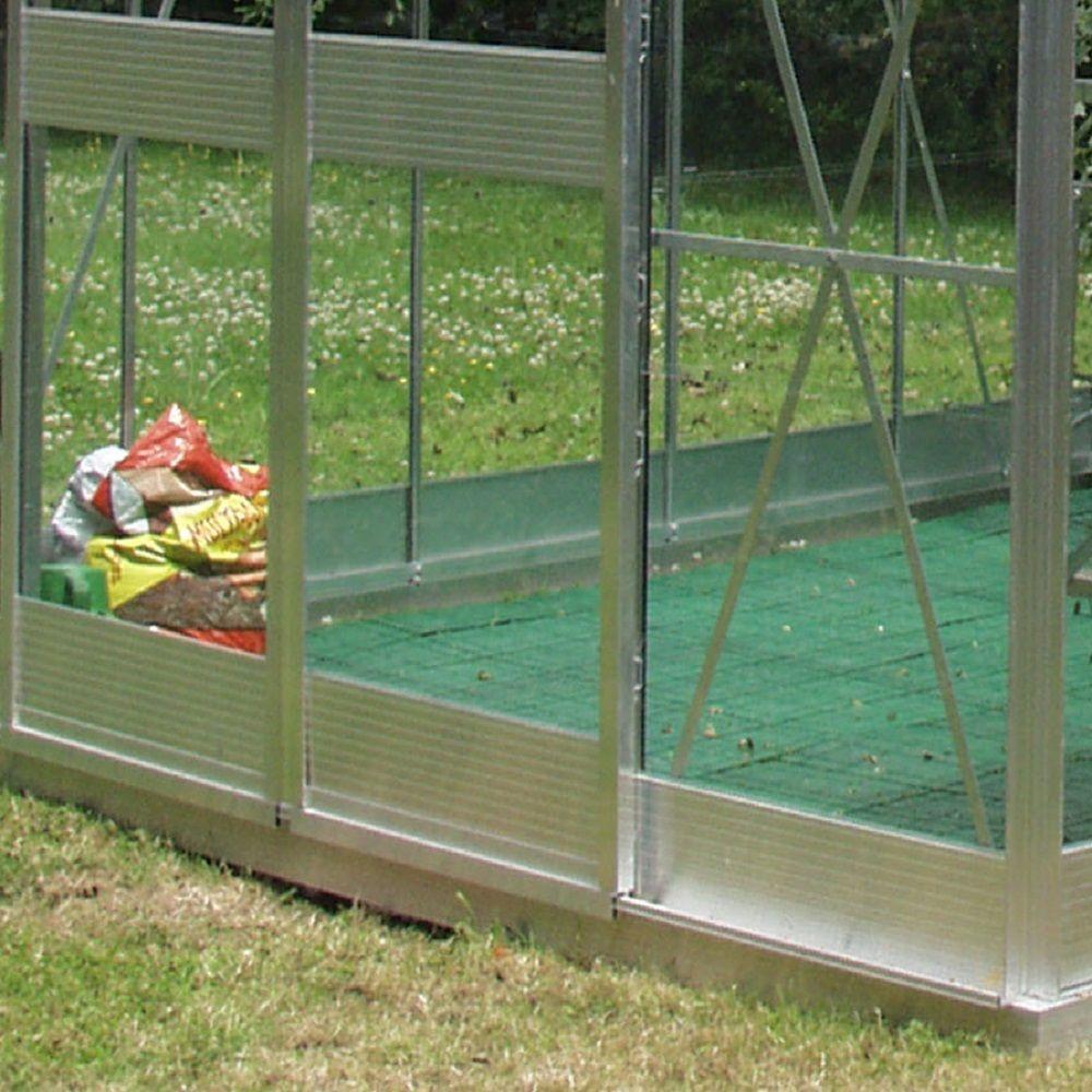 Serre de jardin highline verre tremp 11 30m eden 1 carton 310x26x10cm 1 carton 450x26x10cm - Abri jardin highline perpignan ...
