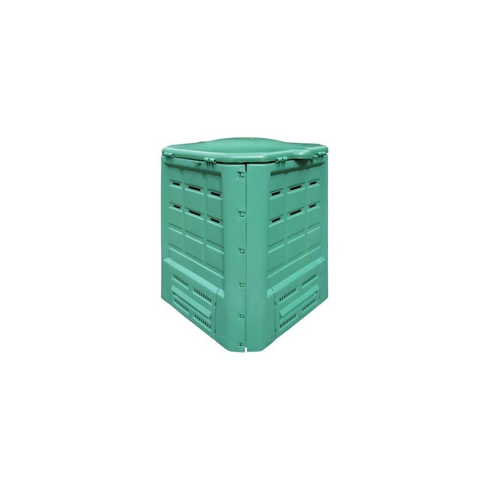 composteur 400 l vert carton gamm vert. Black Bedroom Furniture Sets. Home Design Ideas