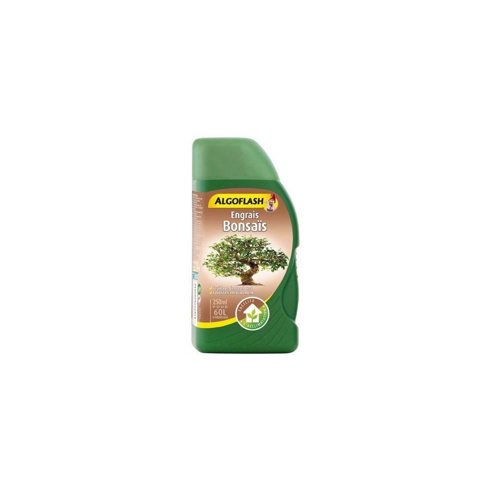Engrais bonsaïs liquide 250 ml – Algoflash