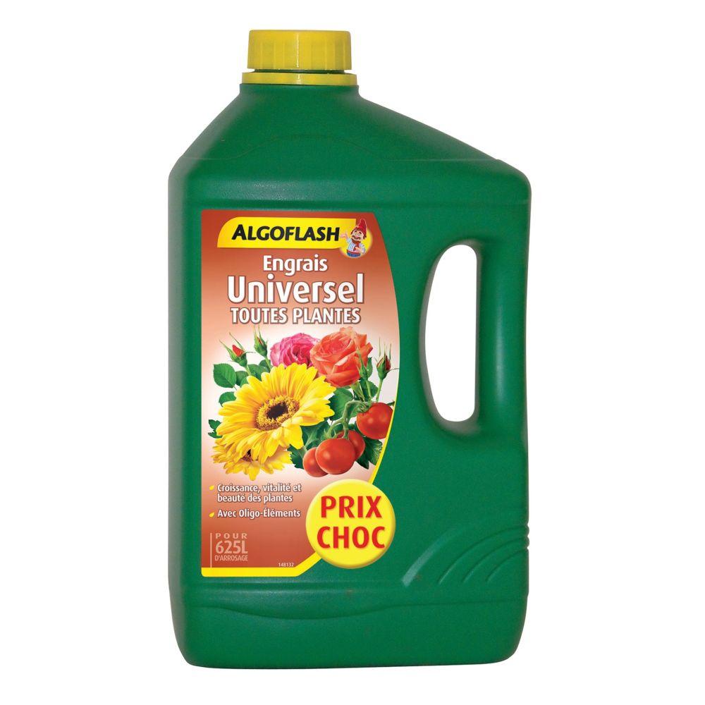 Engrais universel liquide 2,5 L – Algoflash