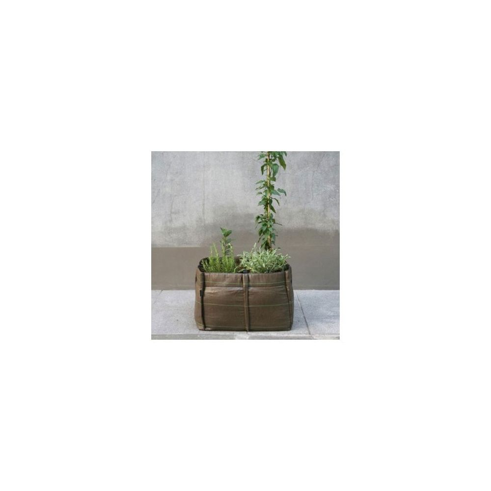 carr de jardin ou potager 60 x 60 cm bacsac carton gamm vert. Black Bedroom Furniture Sets. Home Design Ideas