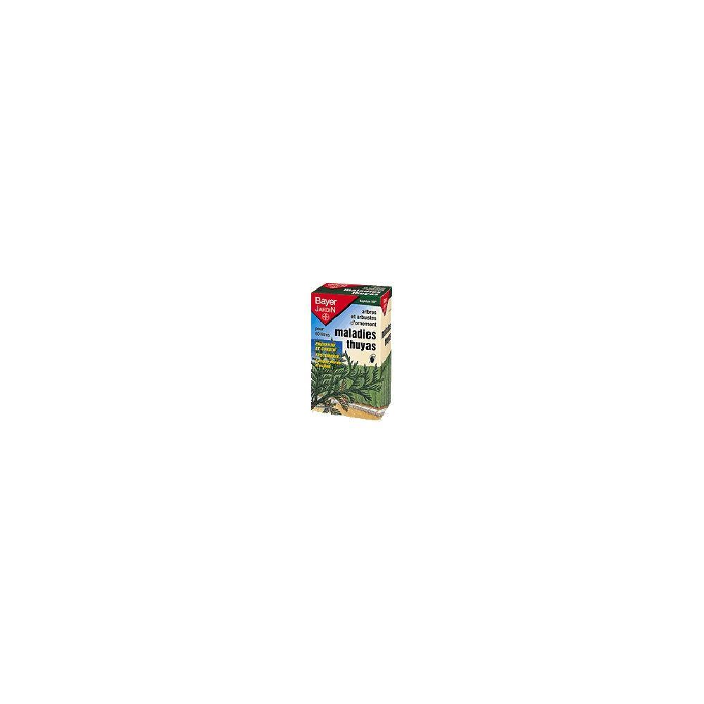 Maladie des thuyas bayer flacon de 100ml gamm vert - Maladie des thuyas ...