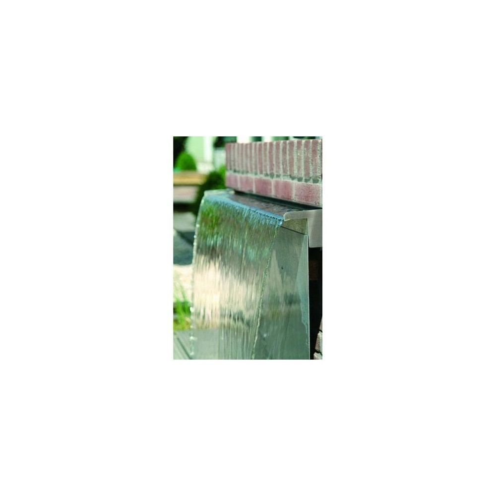 cascade lame d 39 eau niagara 90 cm avec led ubbink carton gamm vert. Black Bedroom Furniture Sets. Home Design Ideas