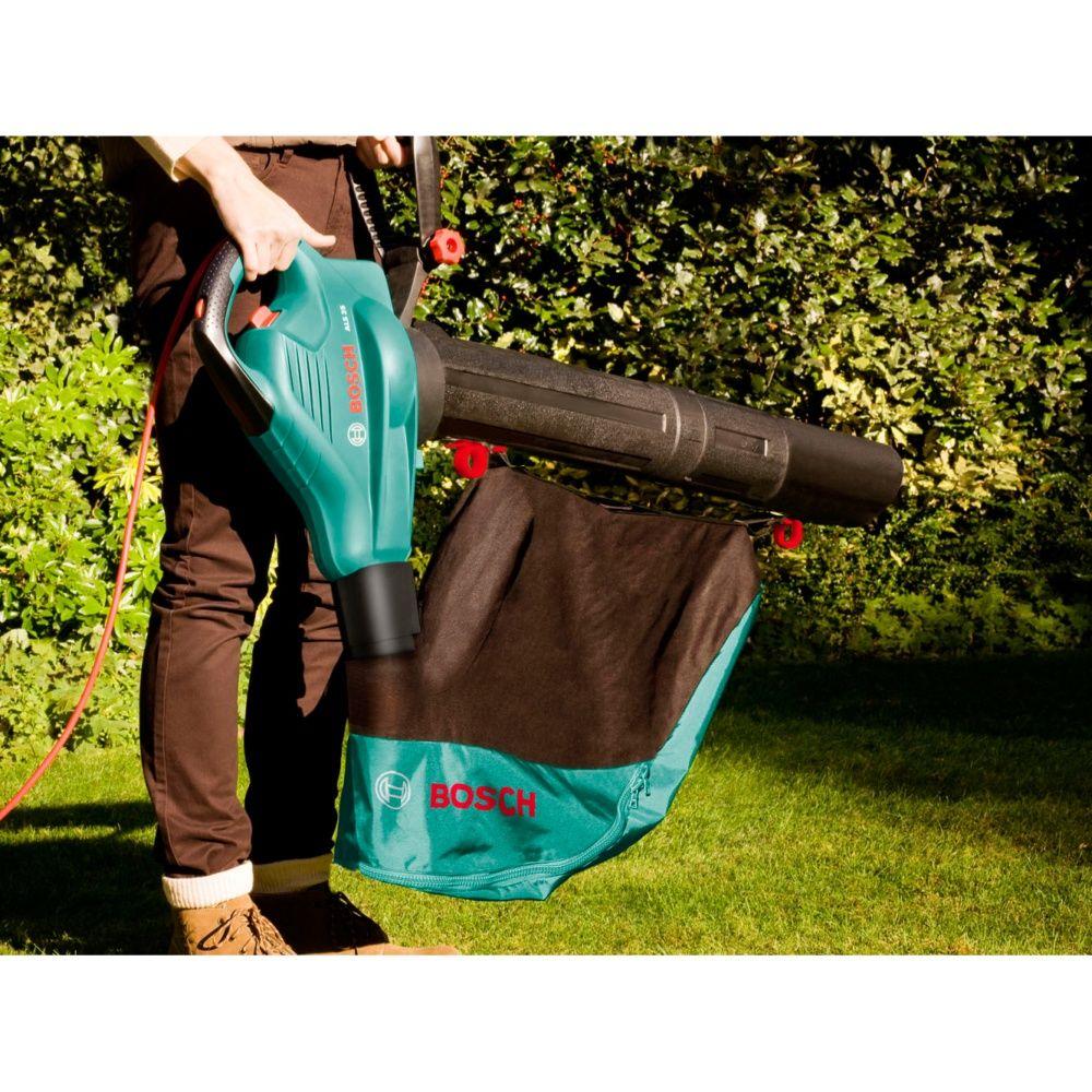 aspirateur souffleur broyeur lectrique als 25 bosch carton gamm vert. Black Bedroom Furniture Sets. Home Design Ideas