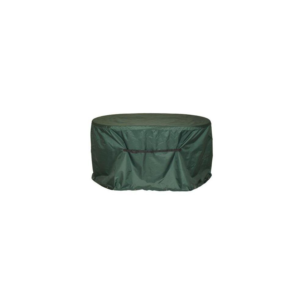 Housse de protection pour table de jardin ovale 200 cm - By M 1 ...