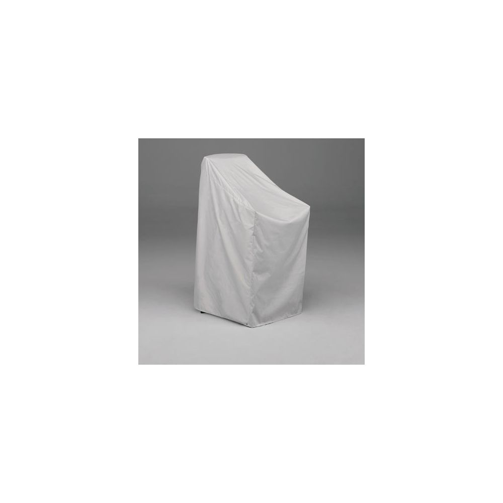 housse de protection pour 4 fauteuils empilables colis l 52 x l 38 x h 3 cm gamm vert. Black Bedroom Furniture Sets. Home Design Ideas