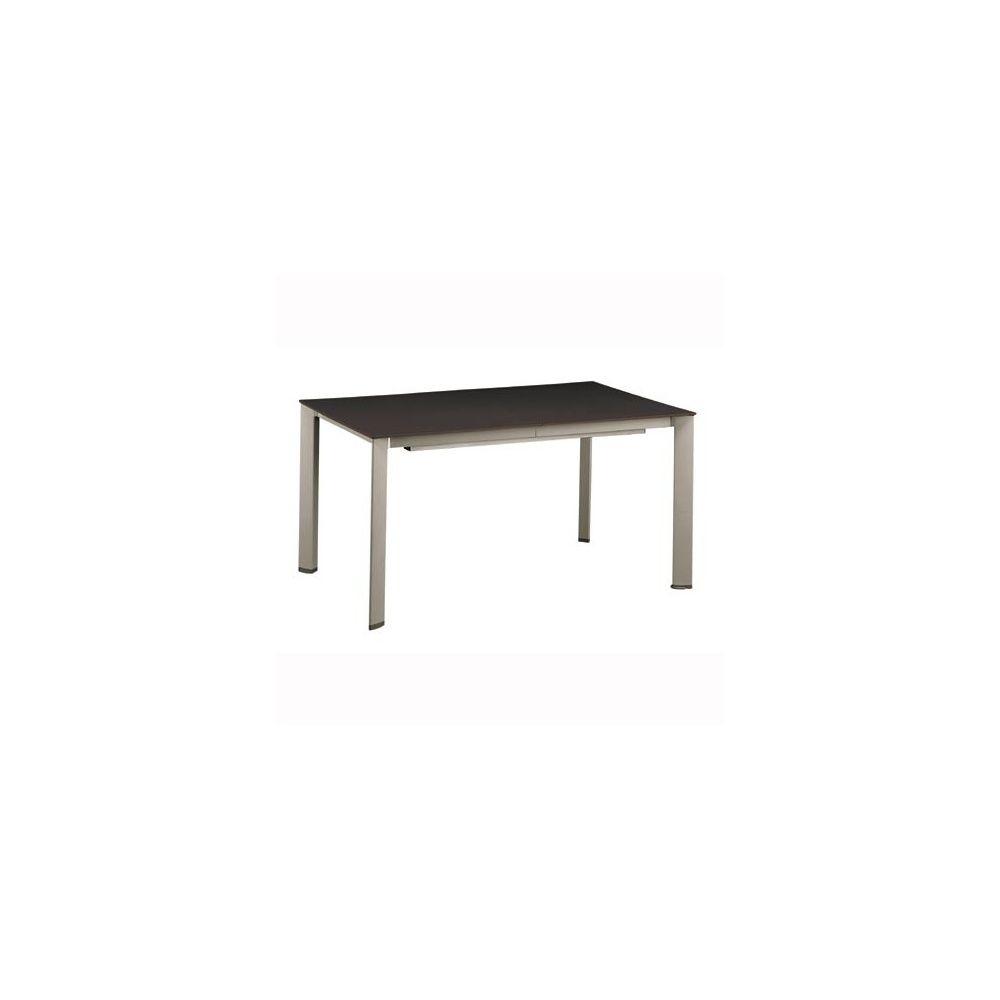 Table extensible Loft 160/220/280 x 95 cm - Mocca - Kettler 1 colis ...