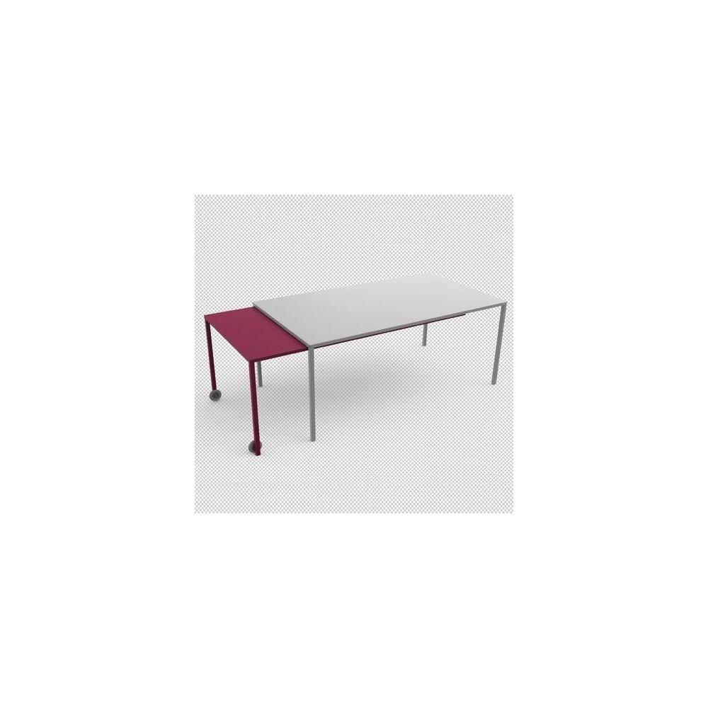 table coulissante table coulissante cuisine pour idees de deco de cuisine belle meuble table. Black Bedroom Furniture Sets. Home Design Ideas