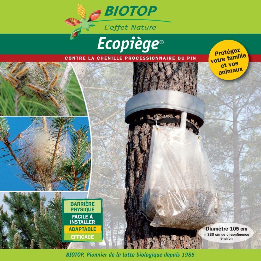 Ecopiège à chenille processionnaire 105 cm de diamètre – Biotop