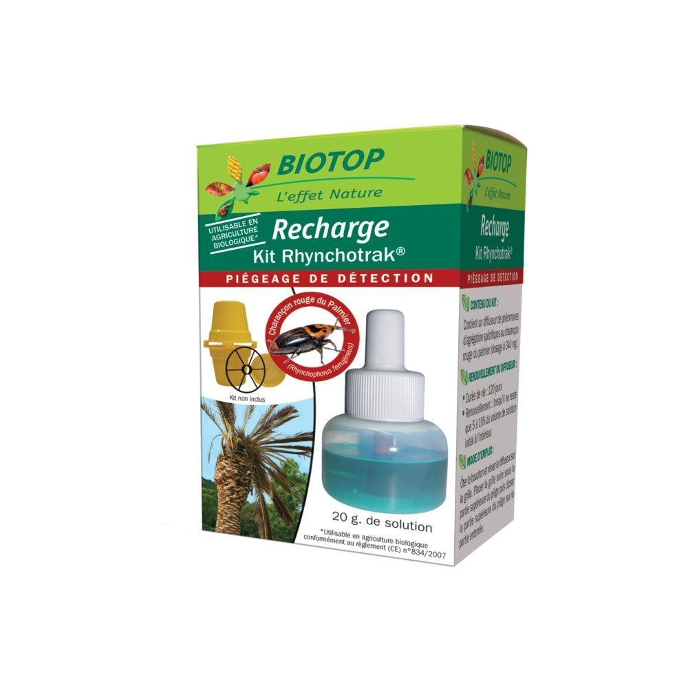 Recharge phéromone piège Rhynchotrak – Biotop