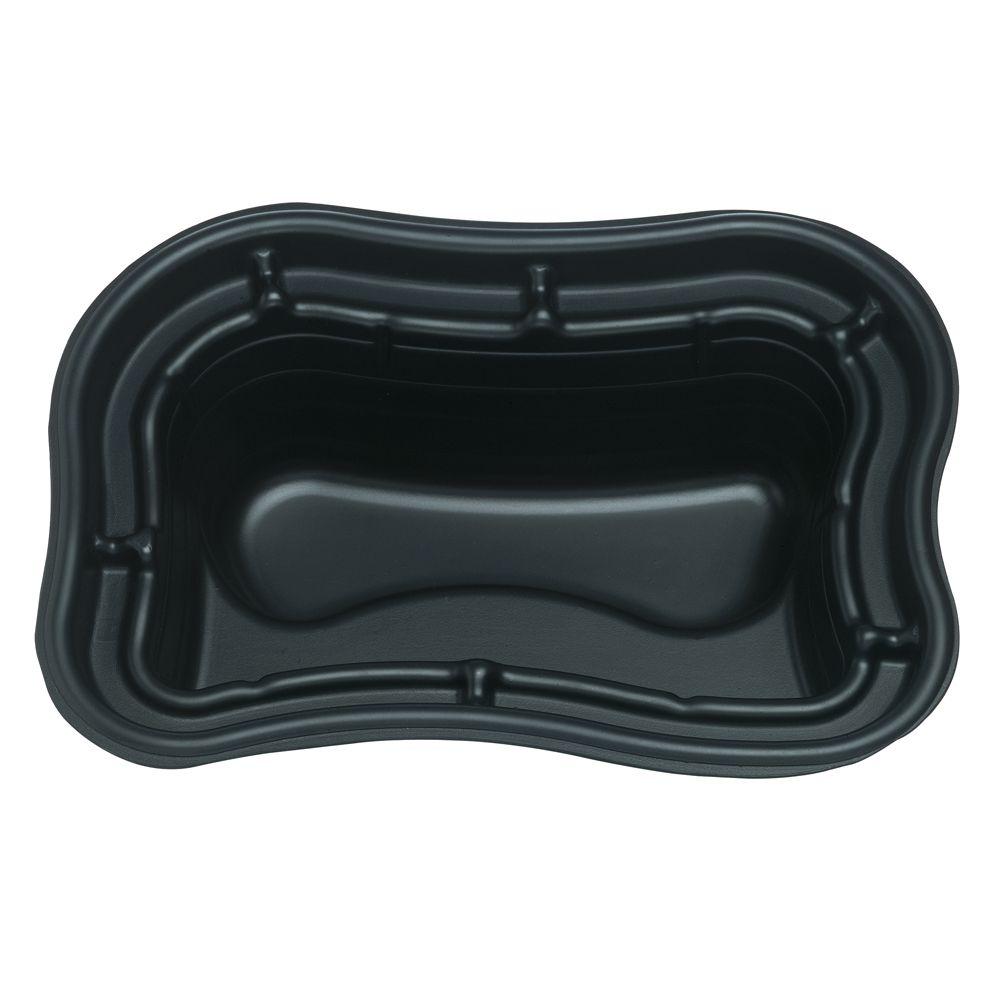 bassin pr form en poly thyl ne 500l oase gamm vert. Black Bedroom Furniture Sets. Home Design Ideas