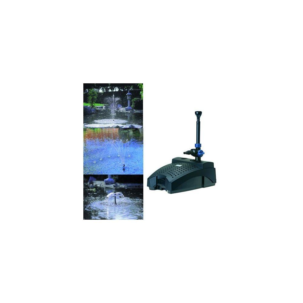 Pompe filtrante oase filtral uvc 5000 carton gamm vert for Pompe de bassin filtrante