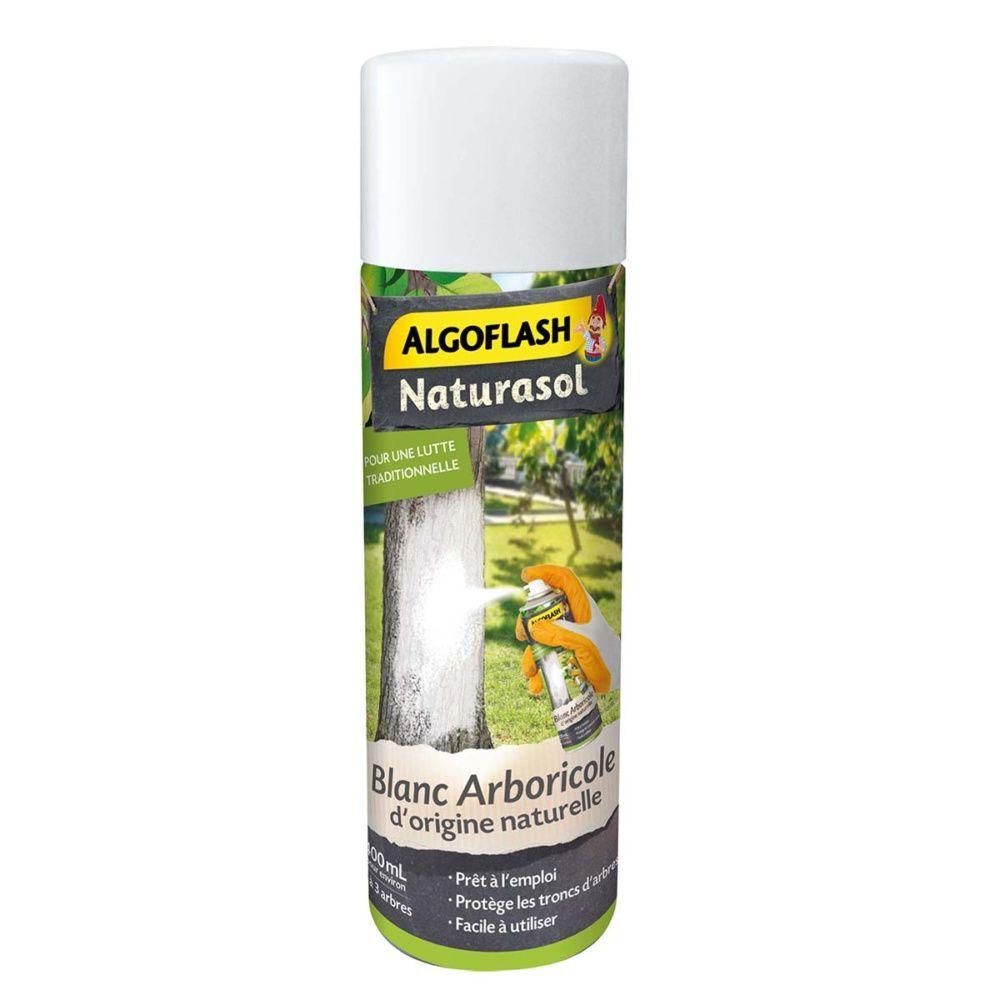 Blanc arboricol aerosol 400ml Algoflash Naturasol