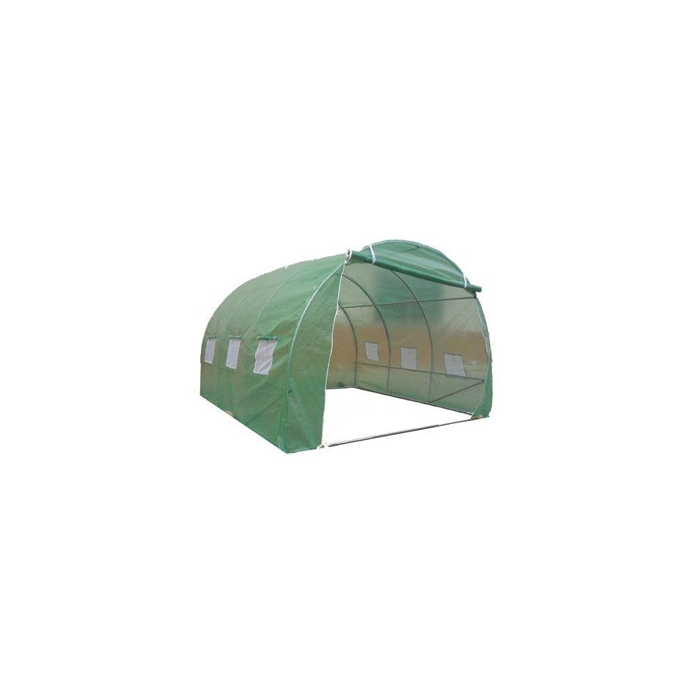 serre tunnel mara ch re green nursy 9m2 nortene 1 carton. Black Bedroom Furniture Sets. Home Design Ideas