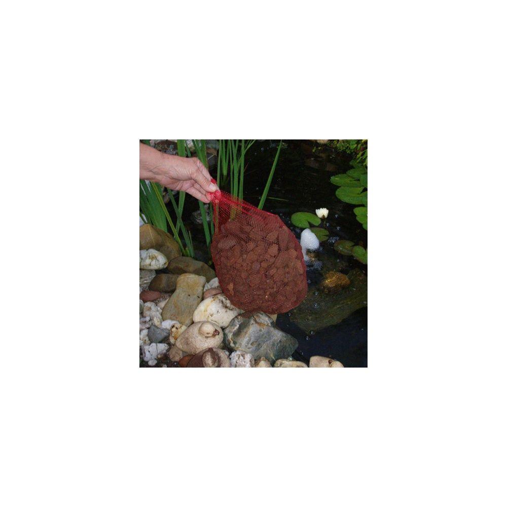 Aquavital tourbe pour bassin ubbink carton gamm vert for Bache pour bassin exterieur gamm vert