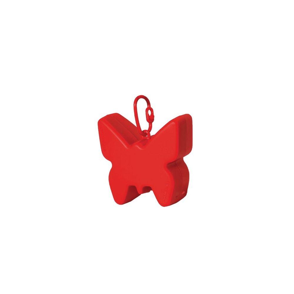 distributeur de sacs ramasse crotte papillon pour chien cartonnette gamm vert. Black Bedroom Furniture Sets. Home Design Ideas