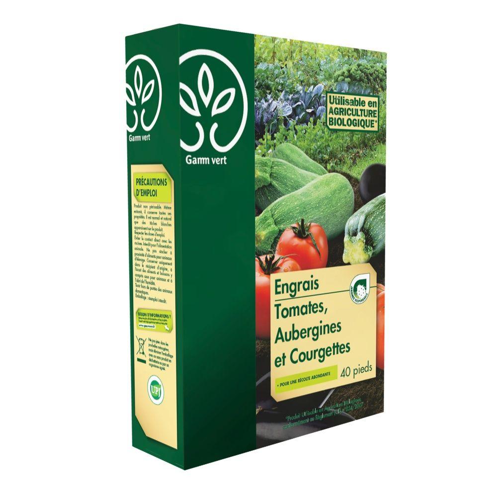 Engrais bio potager 800g – Gamm vert