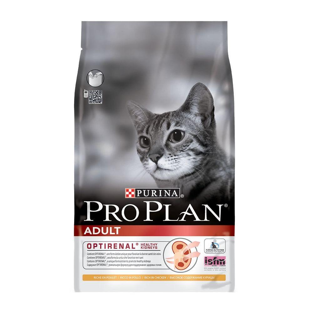 Croquettes PRO PLAN CAT ADULT CHICKEN 3KG