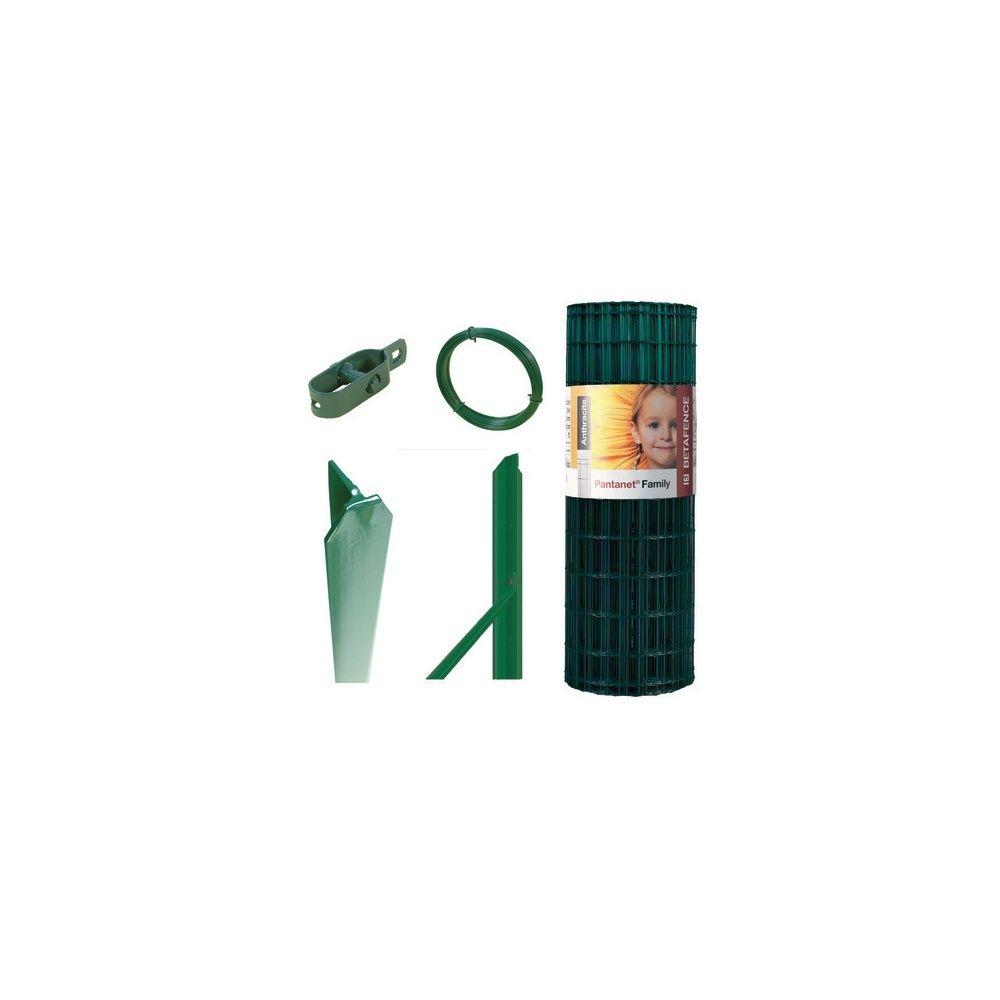 kit grillage soud en rouleau pantanet family vert 1 02x25m betafence gamm vert. Black Bedroom Furniture Sets. Home Design Ideas