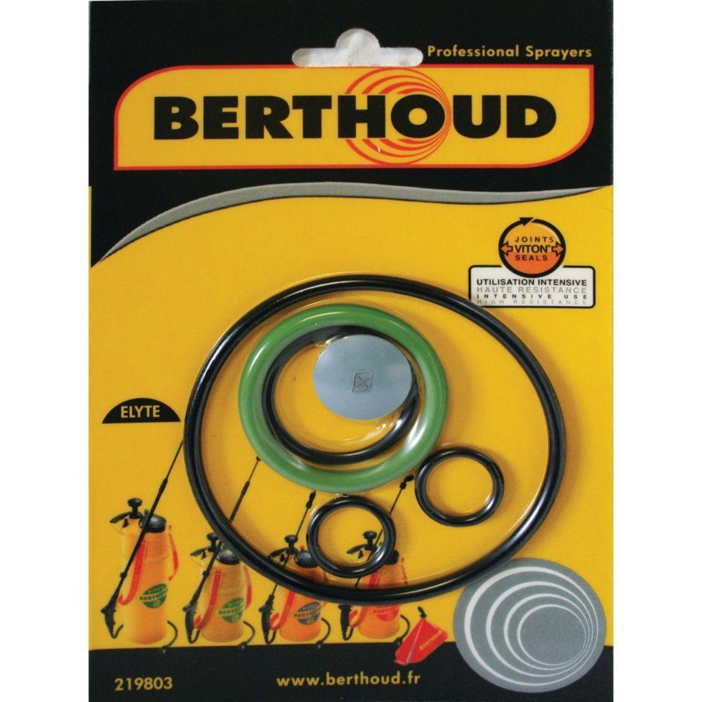 Joints de pompe BERTHOUD Elyte multifonctions