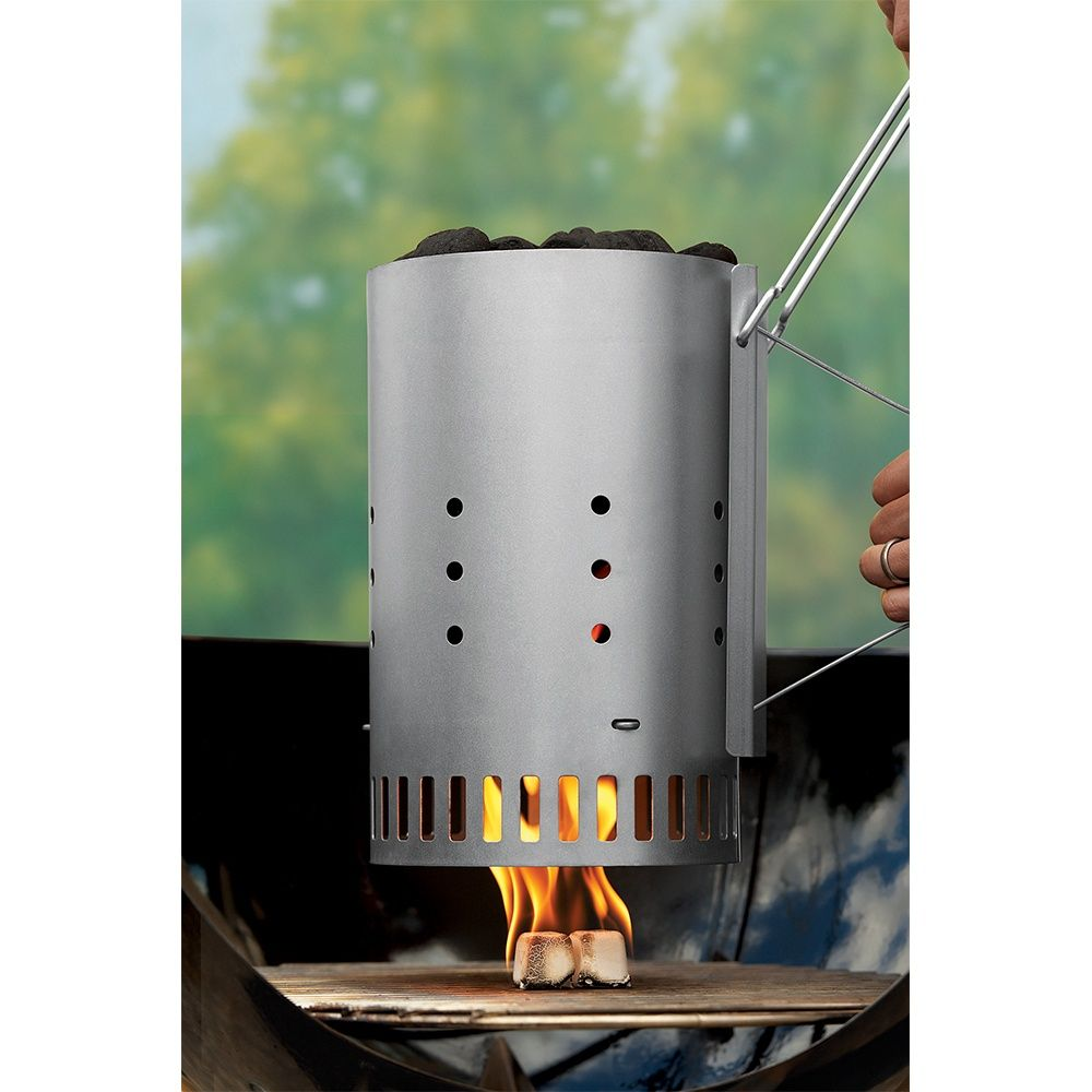 cheminee weber barbecue