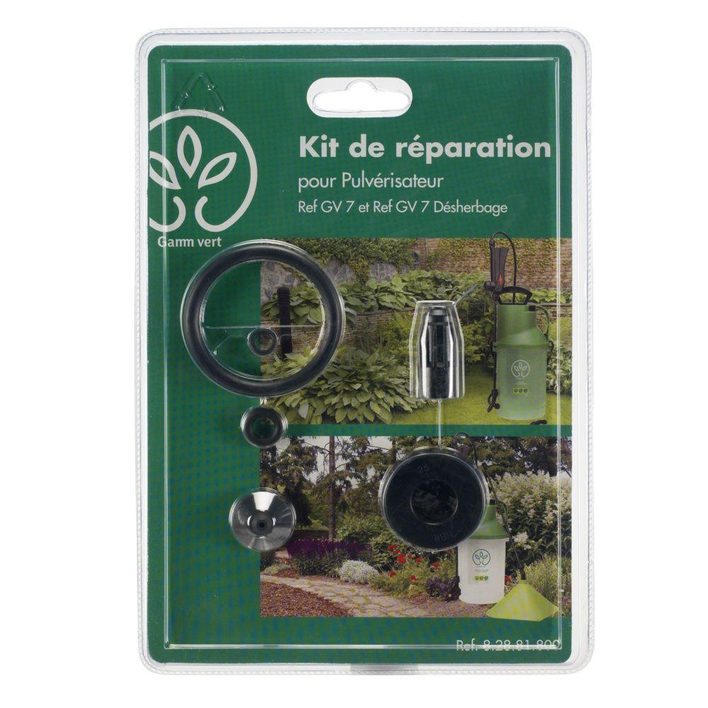 Kit de réparation pulvérisateur GV 7L – Gamm vert