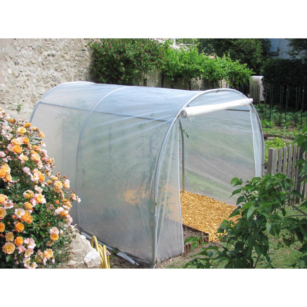 B ches de remplacement pour serre maraich re 2x3m richel for Bache pour le jardin