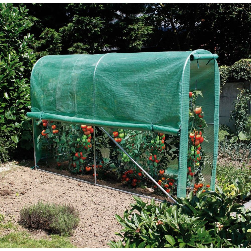 serre tunnel mara ch re new tomato 3 m nortene carton gamm vert. Black Bedroom Furniture Sets. Home Design Ideas