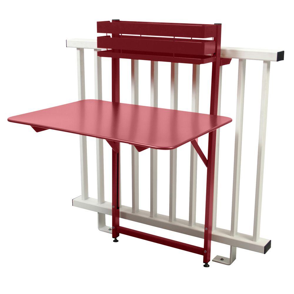 salon de balcon fermob bistro 1 table pliante 2. Black Bedroom Furniture Sets. Home Design Ideas