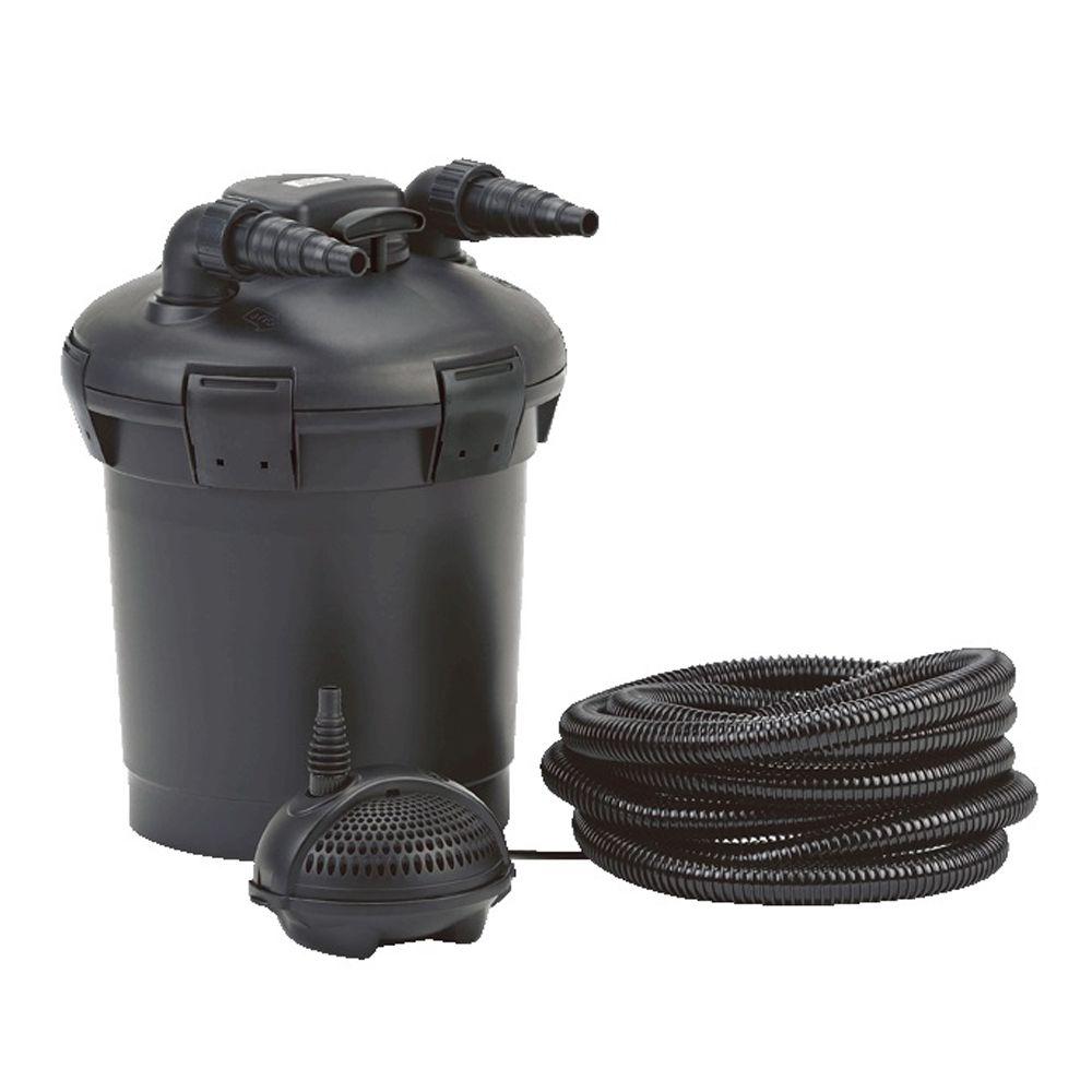 Kit de filtration Pondopress Set 10000