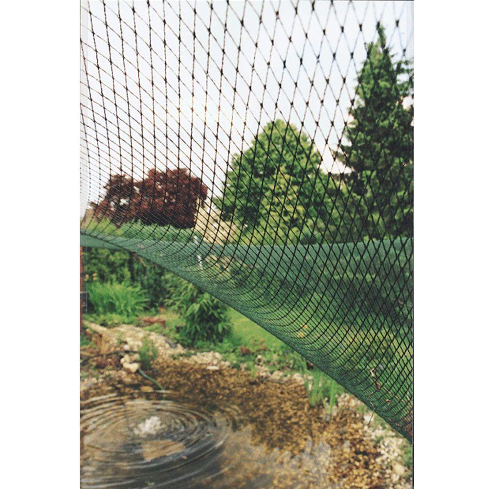 filet de bassin anti feuilles 4x8 m aquanet oase carton gamm vert. Black Bedroom Furniture Sets. Home Design Ideas