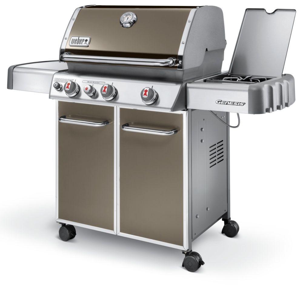 barbecue gaz weber genesis e330 gris dimensions carton h. Black Bedroom Furniture Sets. Home Design Ideas