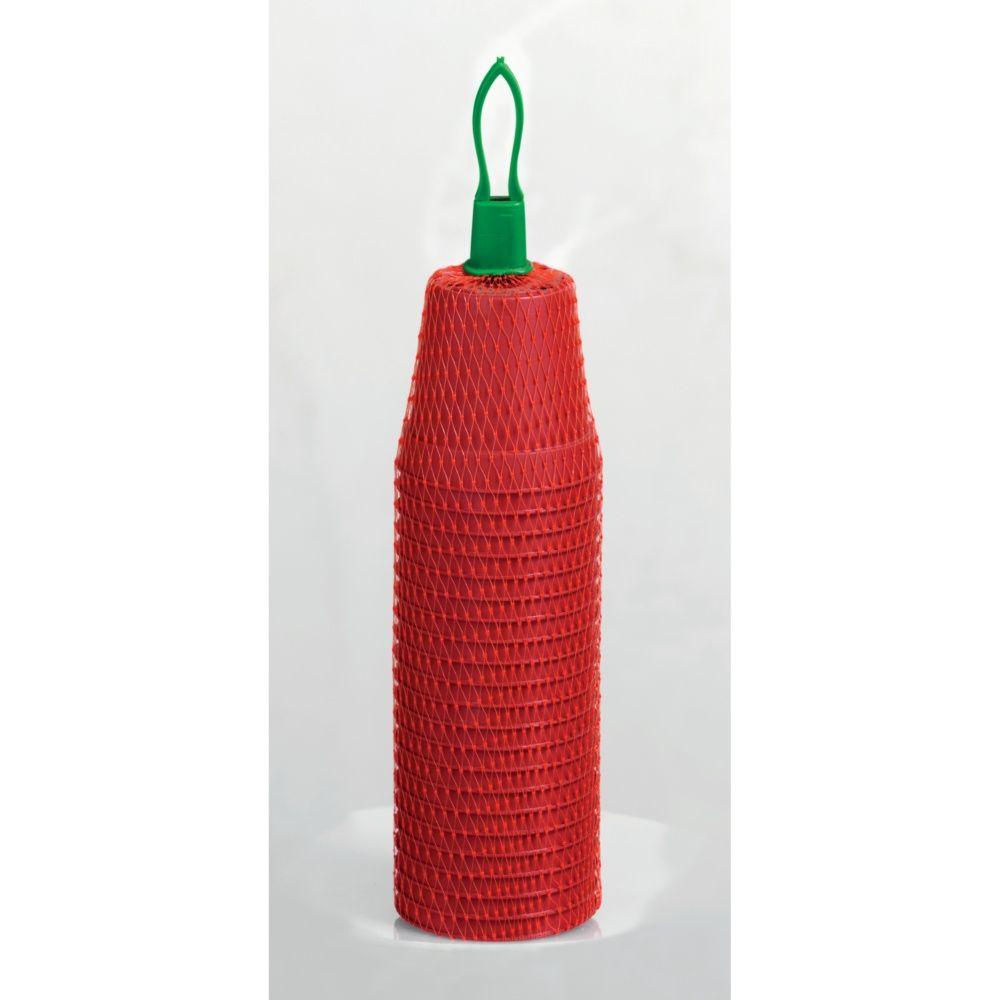 22 pots plastiques RONDS 6 cm – Gamm vert